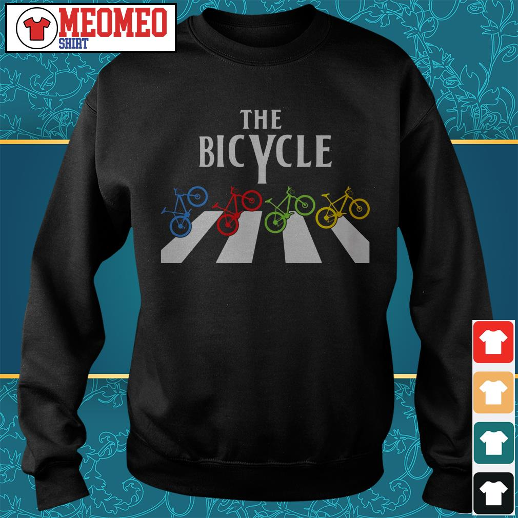 The Bicycle Abbey Road Sweater