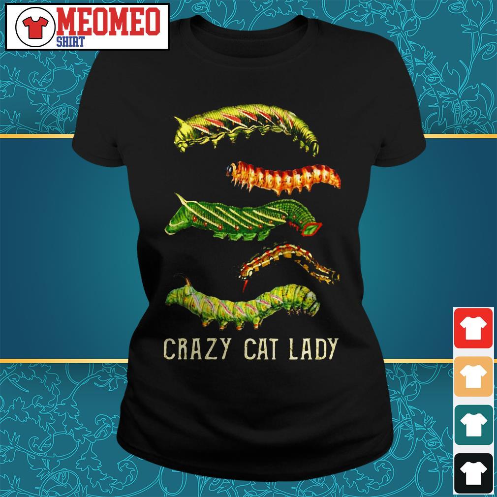 The bugs crazy cat lady Ladies tee