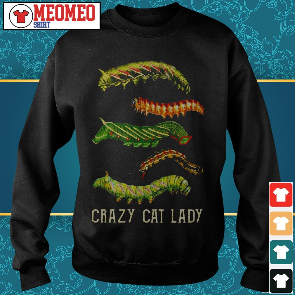 The bugs crazy cat lady Sweater