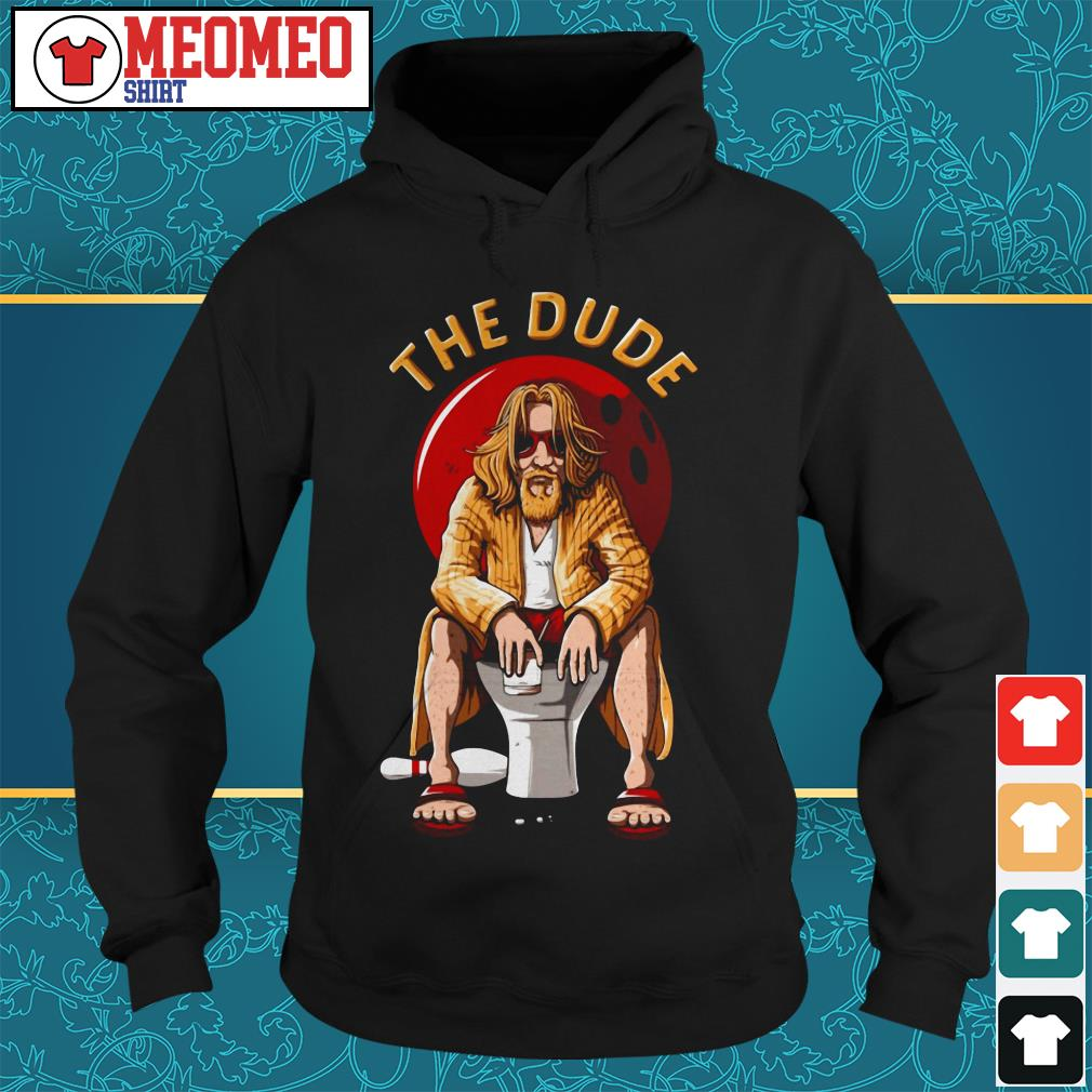 The Dude bowling Hoodie