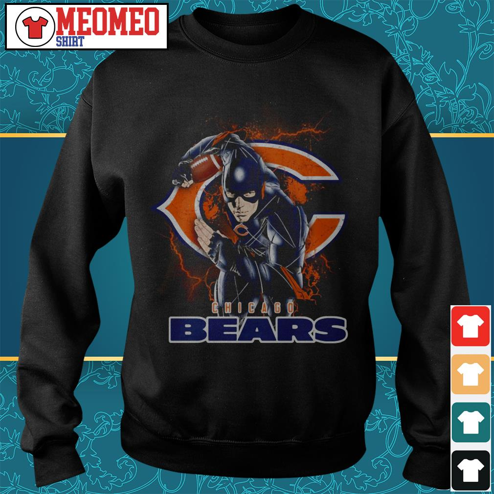 The flash Chicago Bears Sweater