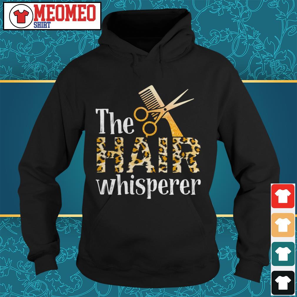 The hair whisperer Hoodie