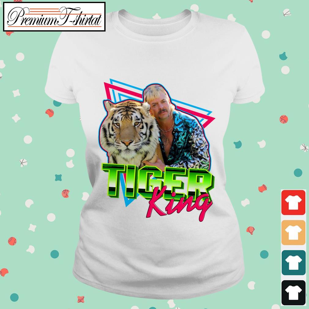 Joe Exotic Tiger King Ladies tee