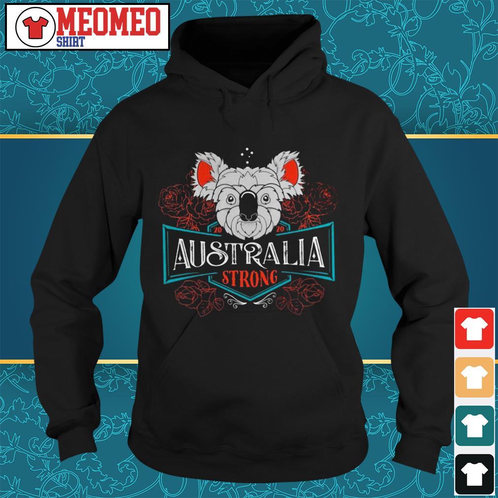 Koala Australia strong Hoodie