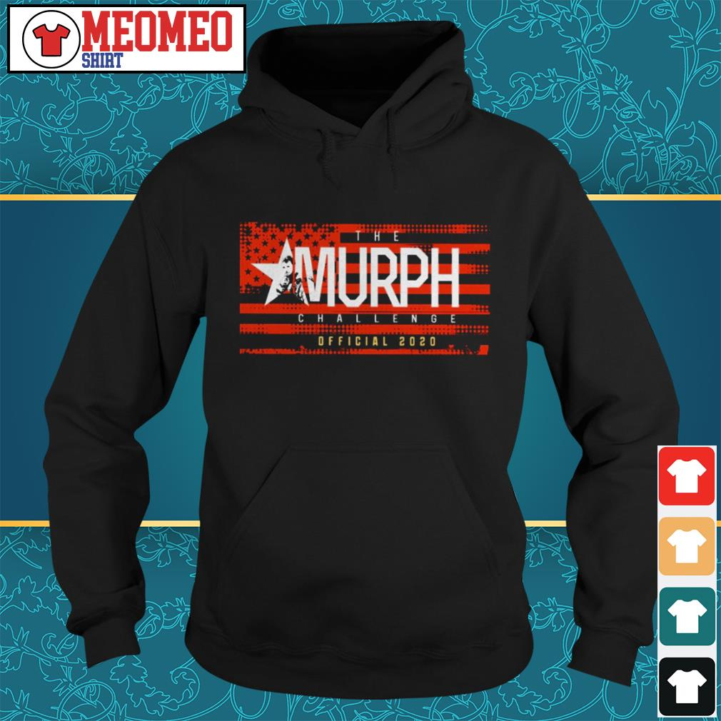 The murph challenge official 2020 Hoodie