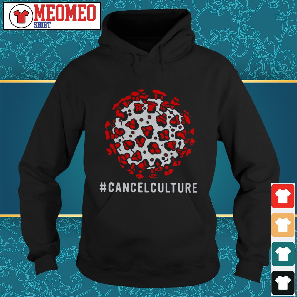 Official Culture Cancelled Hoodie