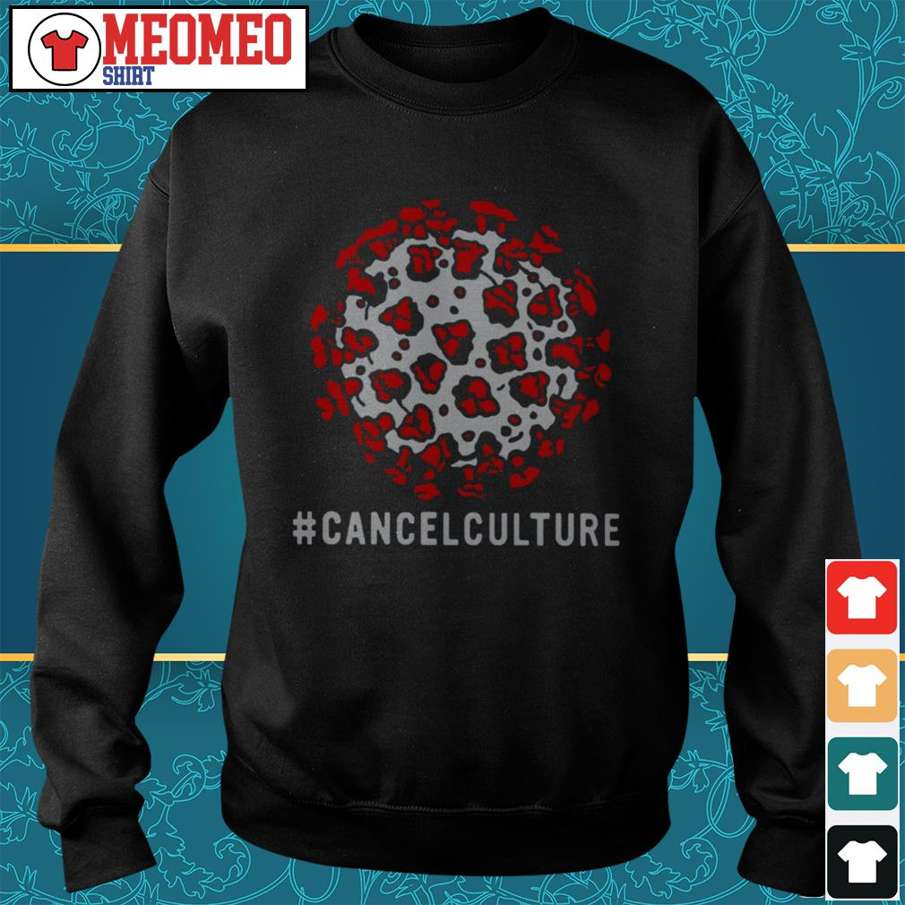 Official Culture Cancelled Sweater