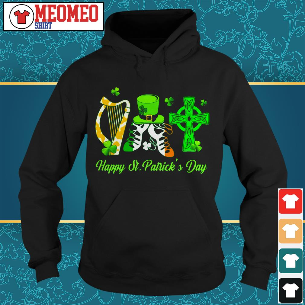 Official Happy Saint patrick's day Hoodie
