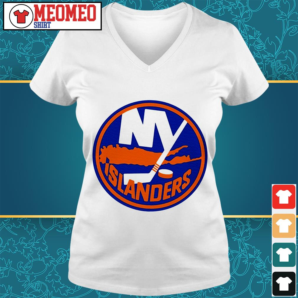 Official Hockey New York Islanders V-neck t-shirt