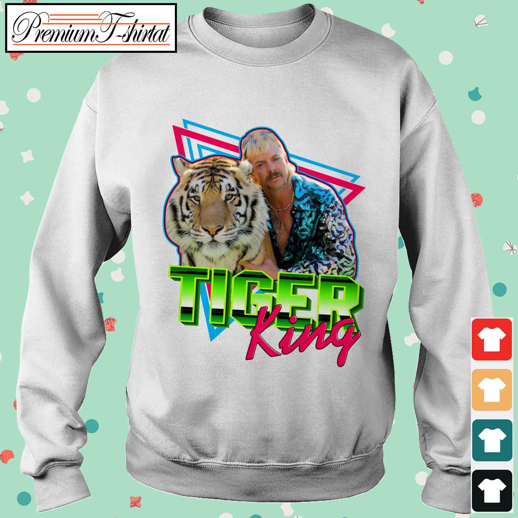 OFFICIAL Joe Exotic Tiger King Sweater
