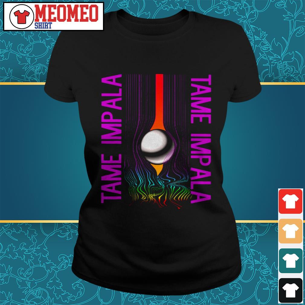 Official Tame impala Tame impala Ladies tee
