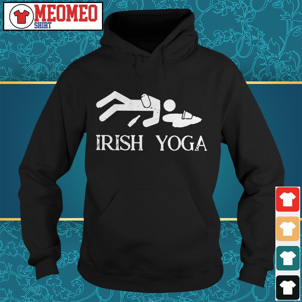 People Irish Yoga Hoodie