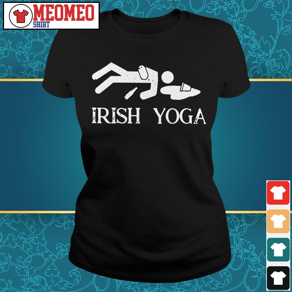 People Irish Yoga Ladies tee