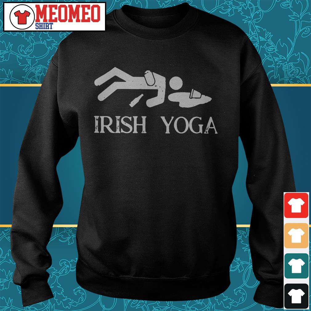 People Irish Yoga Sweater