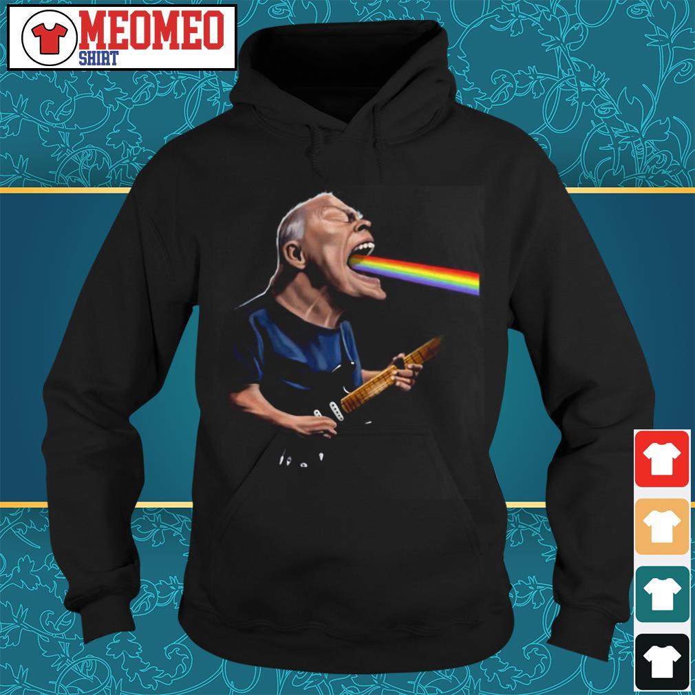 Pink Floyd David Gilmour guitarist Hoodie