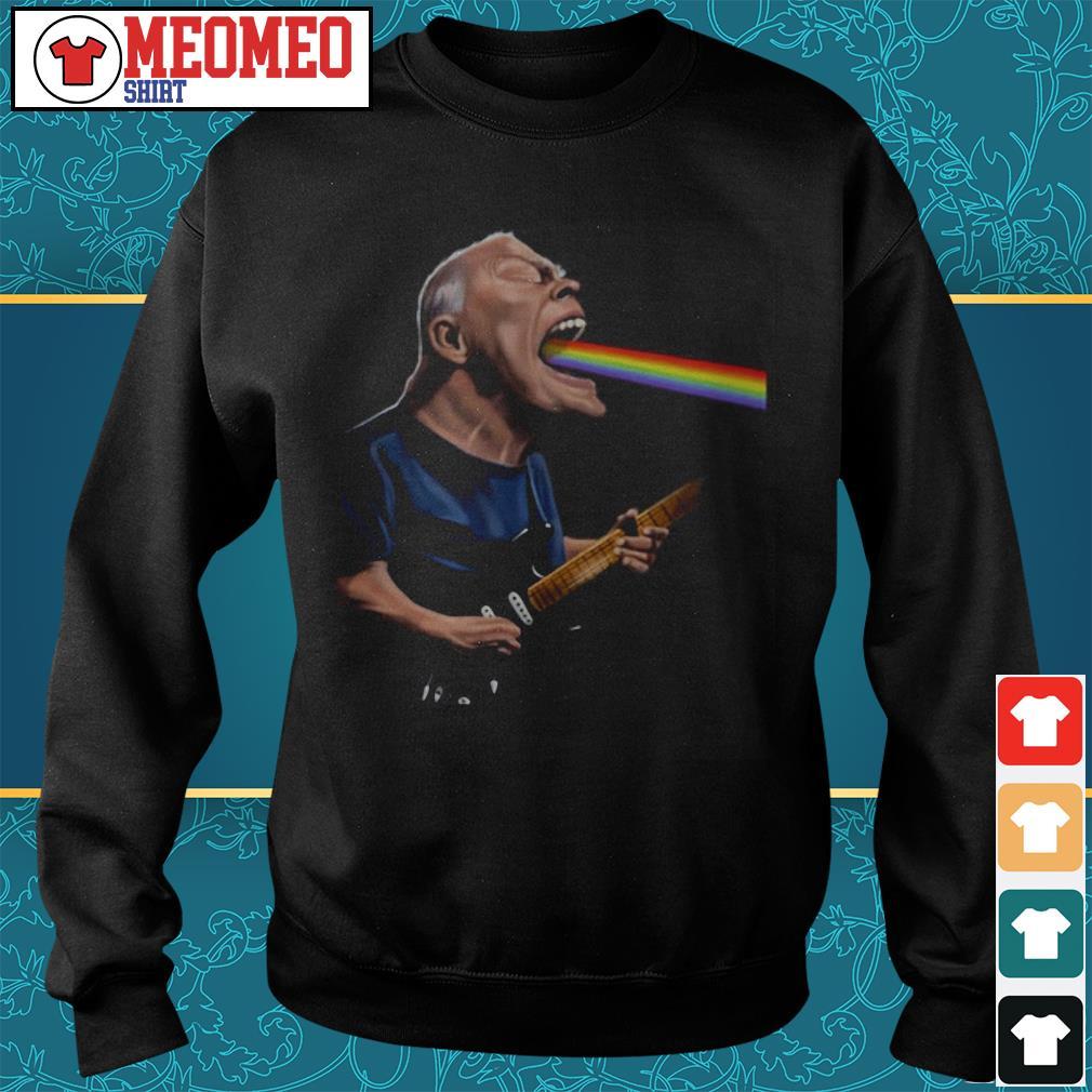 Pink Floyd David Gilmour guitarist Sweater