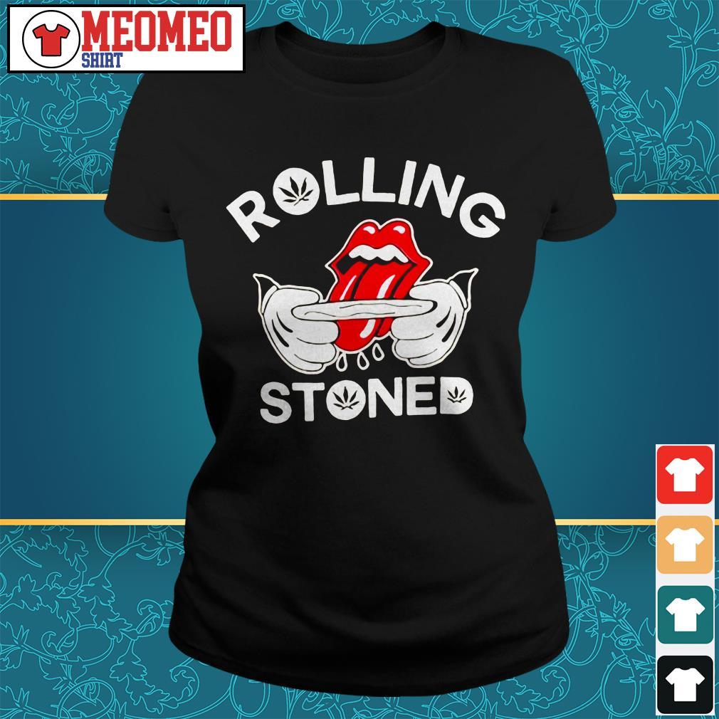 Rolling stones Ladies tee