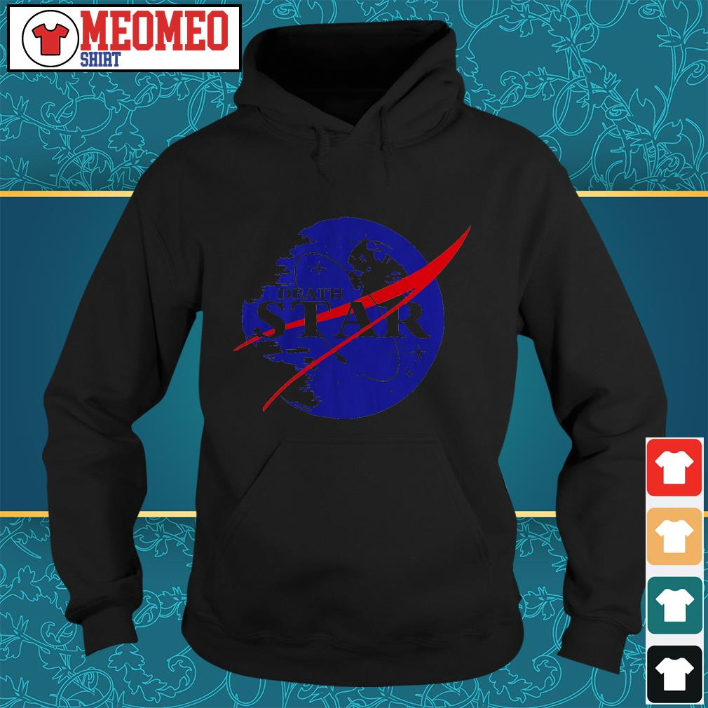 The Second NASA Death Star Hoodie