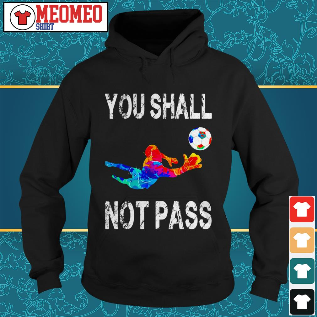 You shall not pass Hoodie
