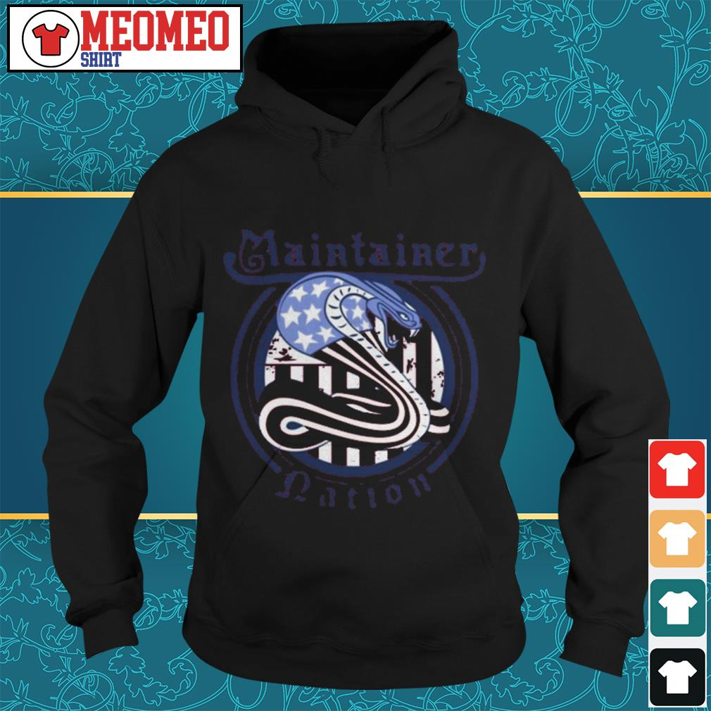 Snake Maintainer Nation Hoodie