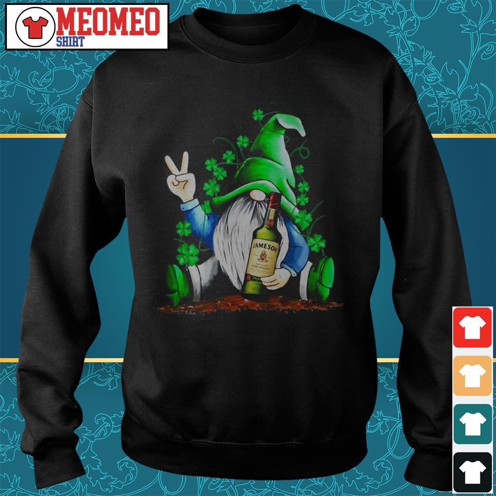 St Patrick's Day Gnome hug Jameson Sweater
