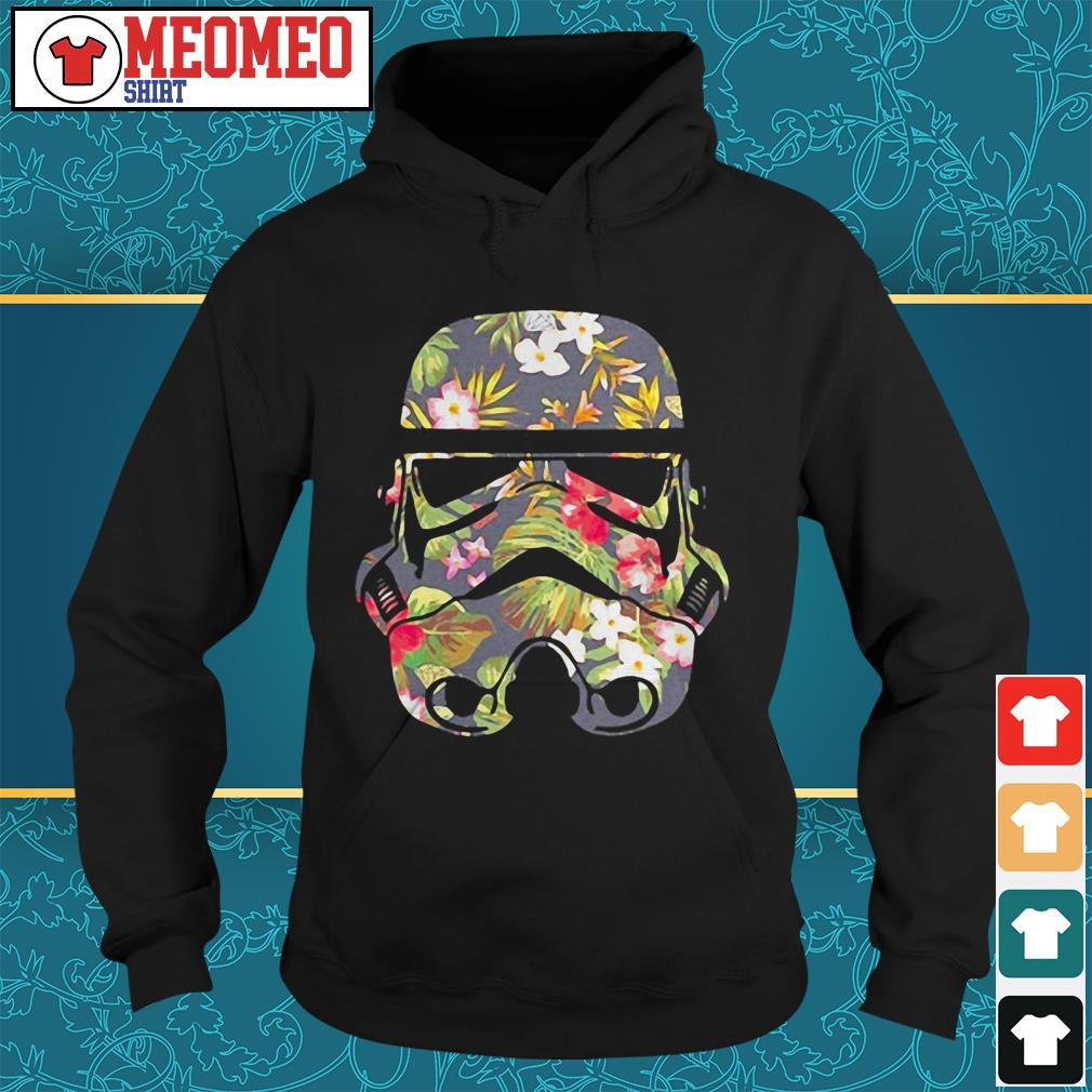 Star Wars Battlefront flower Hoodie