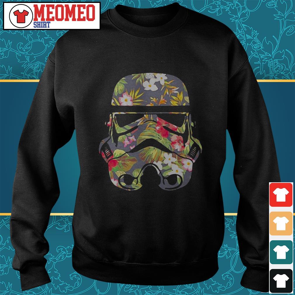 Star Wars Battlefront flower Sweater