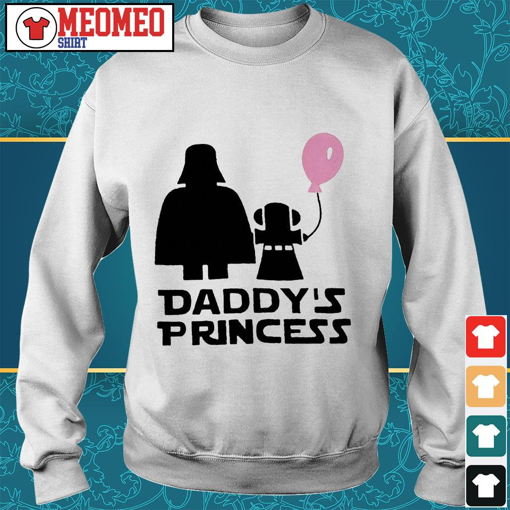 Stars war daddy's princess Sweater