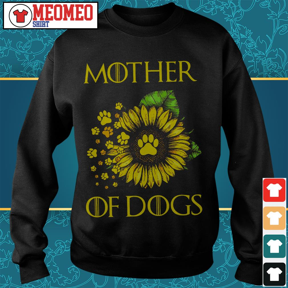 Sunflower mother of dogs Sweater