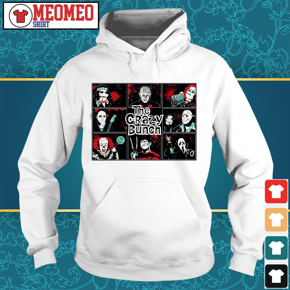 The crazy bunch horror movie Hoodie