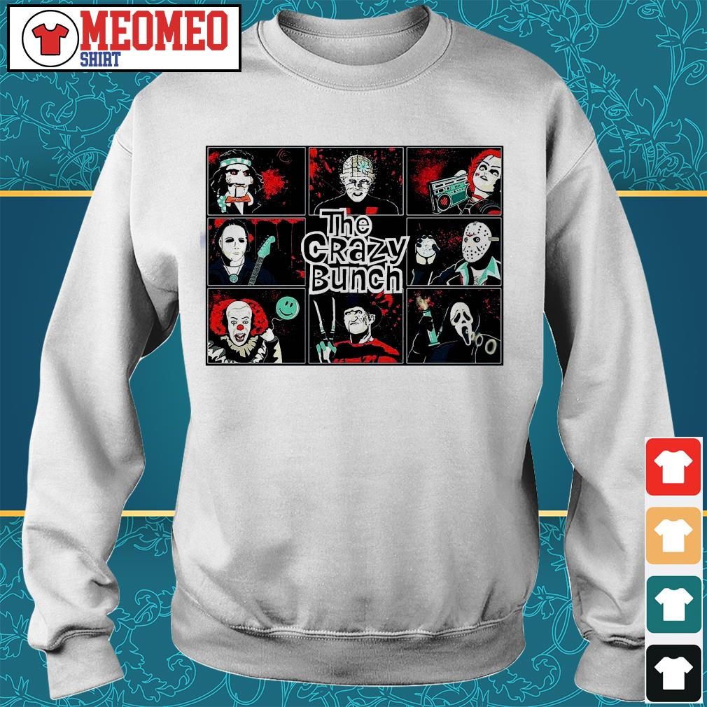 The crazy bunch horror movie Sweater
