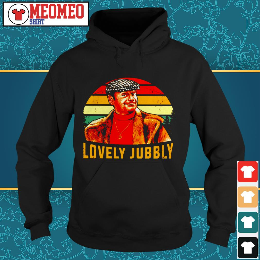 Vintage lovely Jubbly Hoodie