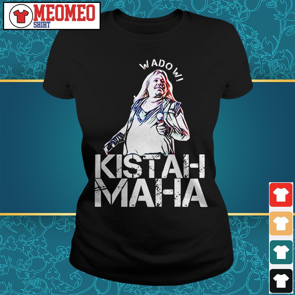Wado W Kistah Maha Ladies tee