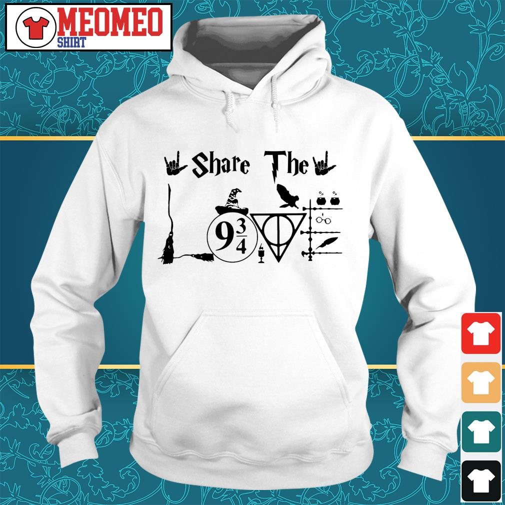 Witch magical share the Hoodie
